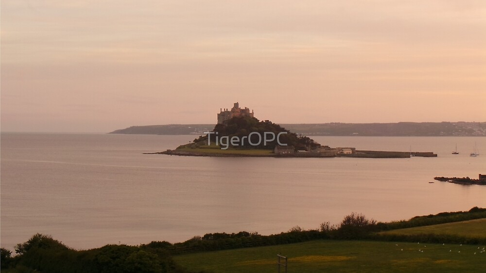 St. Michael's Mount by TigerOPC
