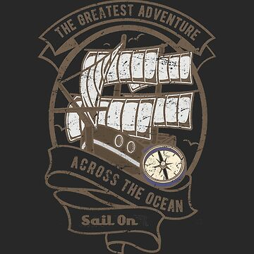 Sail On Sailing Graphic by joyfuldesigns55