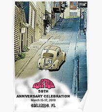 Herbie 50th Poster