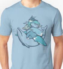 Stacks on Blue! Unisex T-Shirt
