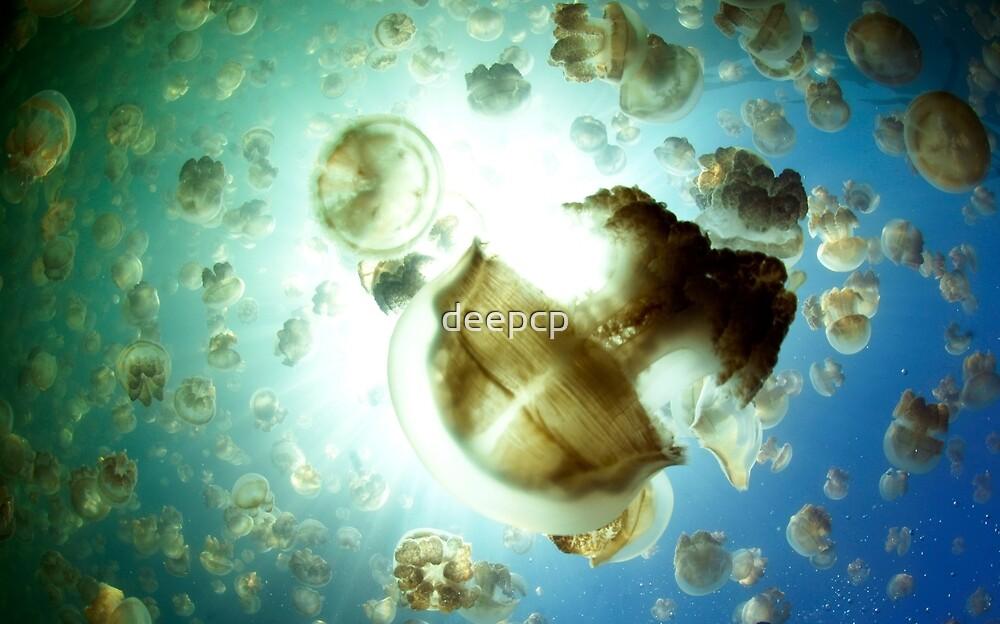 Jellyfish Army by deepcp