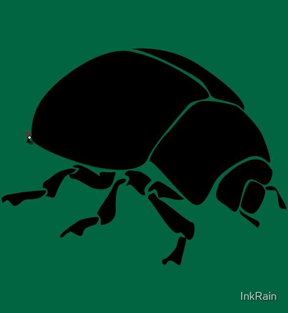 Black bug by InkRain