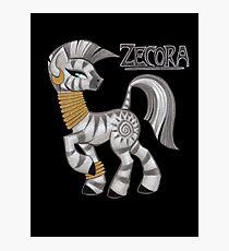 Zecora: Friendship is Magic Photographic Print