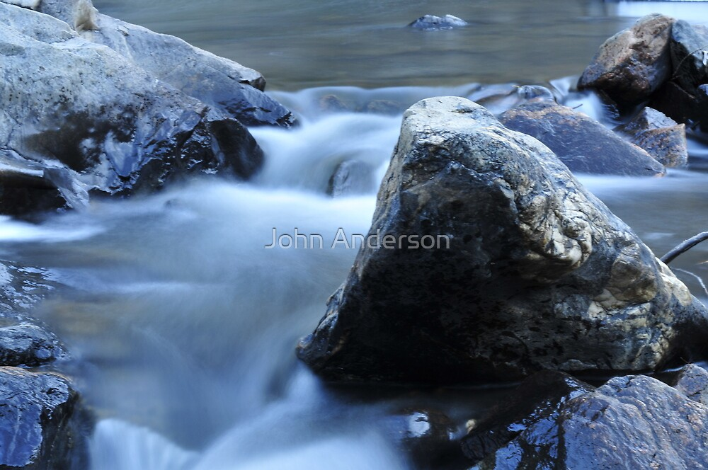Stream by John Anderson
