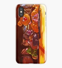 yeah storm is right should it be snowing ??? iPhone Case/Skin