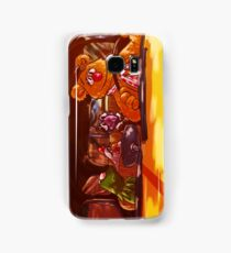 yeah storm is right should it be snowing ??? Samsung Galaxy Case/Skin