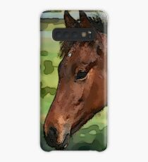 Beautiful Horse Painted Photo Image Case/Skin for Samsung Galaxy