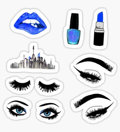 Makeup Pack Sticker
