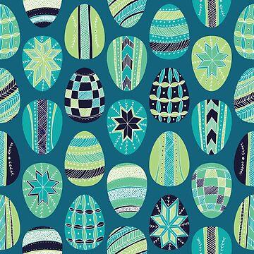 Easter Pysanky by robyriker