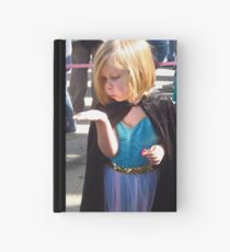 Blowing a Kiss Hardcover Journal