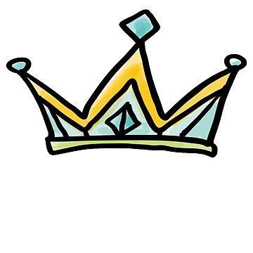crown graffiti by sswain