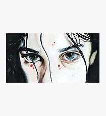 Let The Right One In Photographic Print