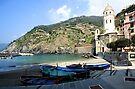 Monterosso , Italy - Cinque Terre by T.J. Martin