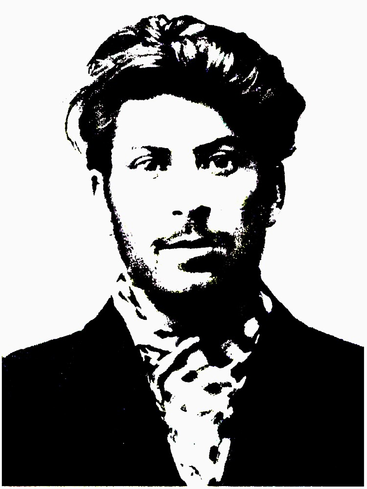 Young Stalin by LamourDeLaBooty