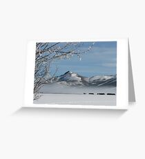 Just Kind Of Grabs You? Greeting Card