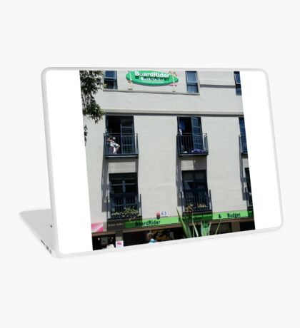 BackPackers Accommodation, Manly Laptop Skin