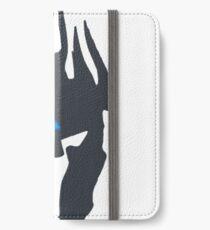 Lich King iPhone Flip-Case/Hülle/Klebefolie