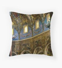 Artistry Throw Pillow