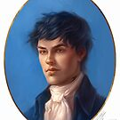 Will Herondale by Alexandra Curte