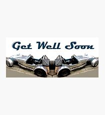 Get Well Photographic Print
