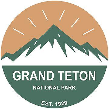 Grand Teton National Park by esskay