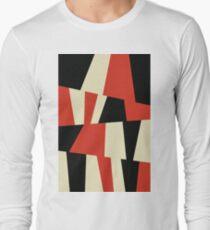 RedBlack Long Sleeve T-Shirt