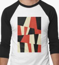 RedBlack Baseball ¾ Sleeve T-Shirt