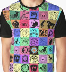 GRAPHIC ART SYMBOLS Graphic T-Shirt