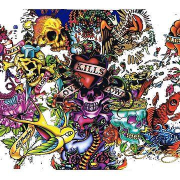 tattoo by shoppastorm