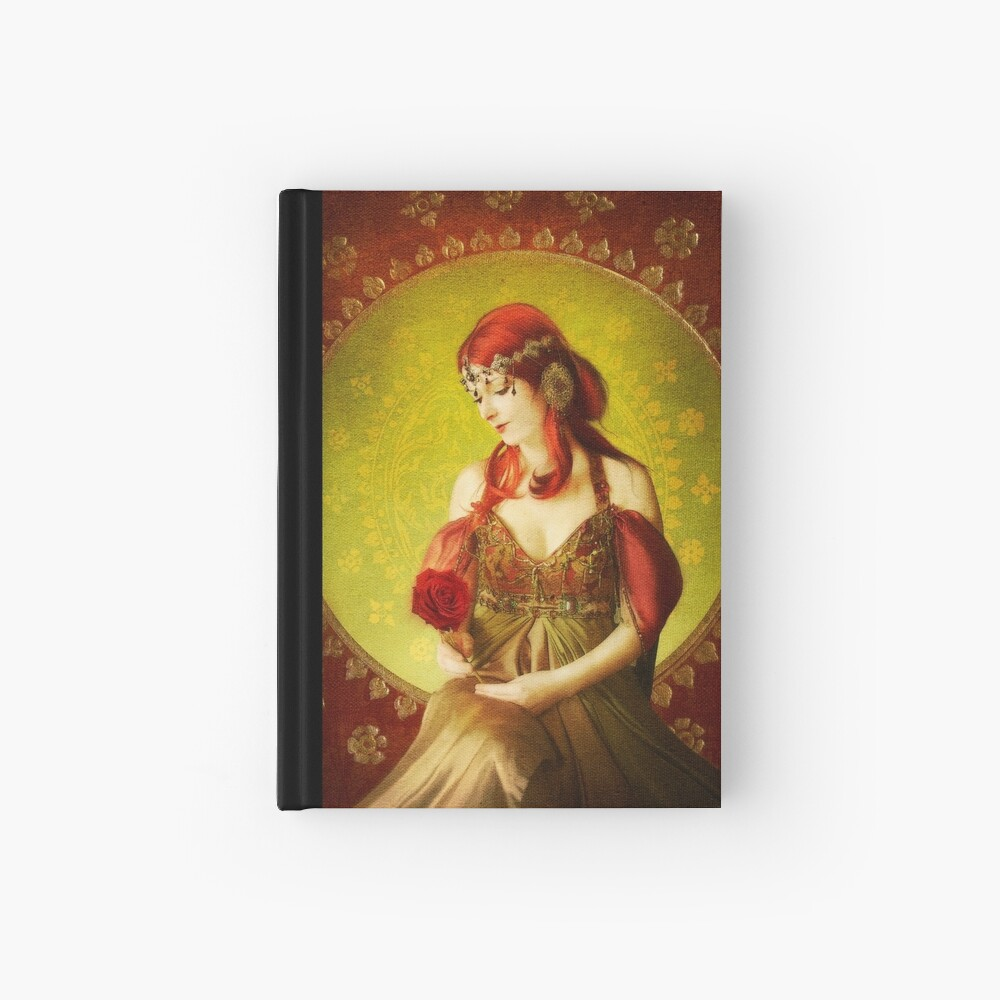 Love Hardcover Journal