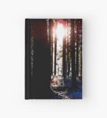 Winterland Hardcover Journal