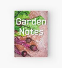 Garden Notes - Notebook Hardcover Journal