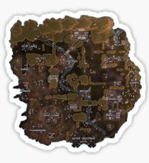 Apex Legend Map Sticker