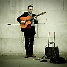 busking by Tony Day