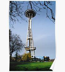 Seatle washington space needle Poster