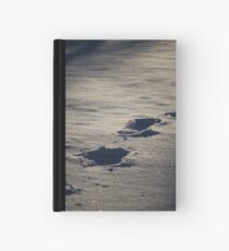 Lonely Walk Hardcover Journal