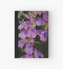 Penstemons with Morning Dew Hardcover Journal