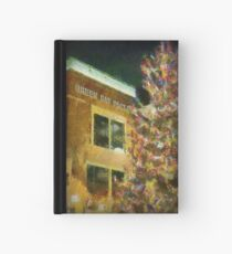 Christmas at Lambeau Hardcover Journal