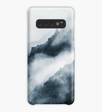 Montañas de niebla Funda/vinilo para Samsung Galaxy