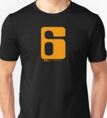 Tintenroller 6 Slim Fit T-Shirt