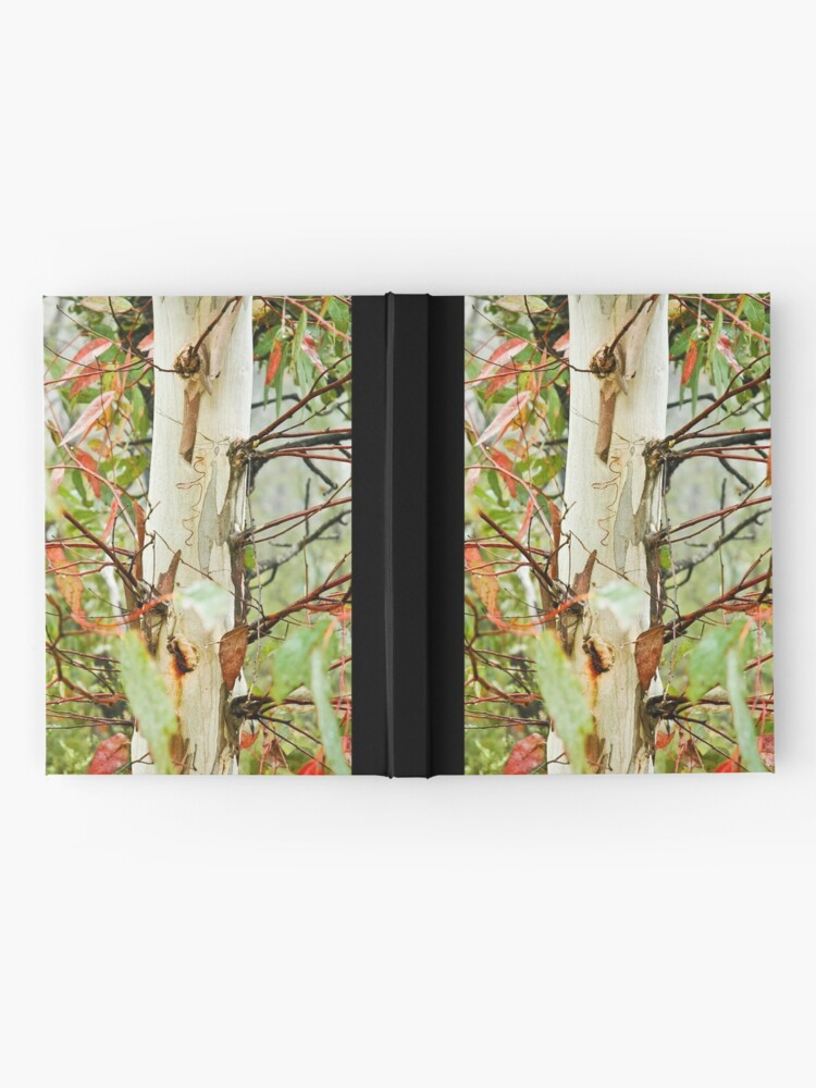 Alternate view of Colours of the bush - Blue Mountains, NSW Hardcover Journal