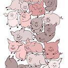 pig year by miarsmoller