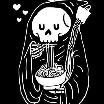 Ramen Reaper de quilimostock