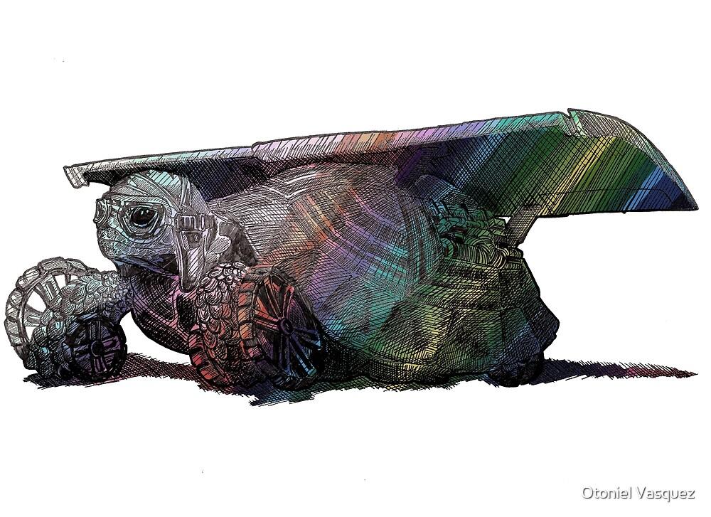 The Turviator by Otoniel Vasquez