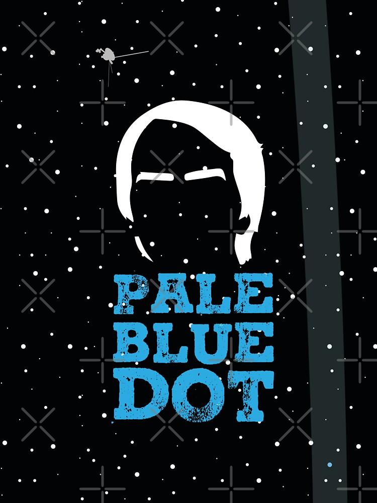 Hellblauer Punkt von MaxKalef