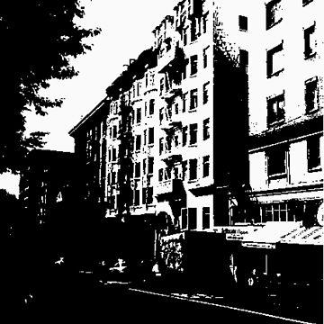 Sutter Street by designbyzach