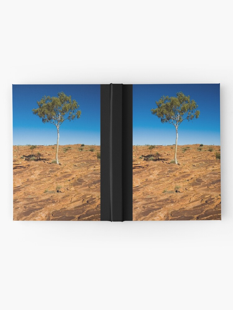 Alternate view of Lone Tree - Kings Canyon Hardcover Journal