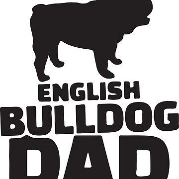 padre bulldog inglés de soccergod