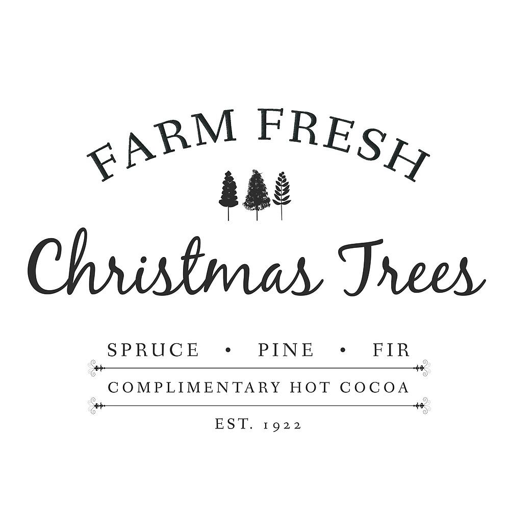 Farm Fresh Christmas Trees.Farm Fresh Christmas Trees Christmas Decor Gifts By