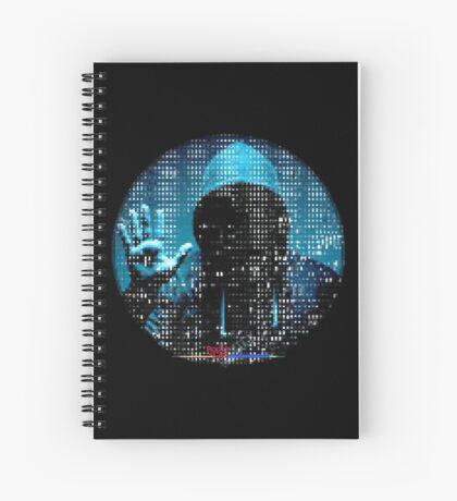 KeysKey 101 by RootCat Spiral Notebook